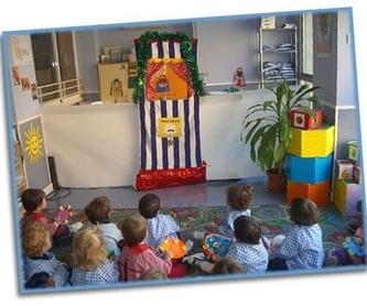 Inglés: Servicios de Escuela Infantil Kika