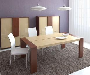 Los tipos de mesas para el salón