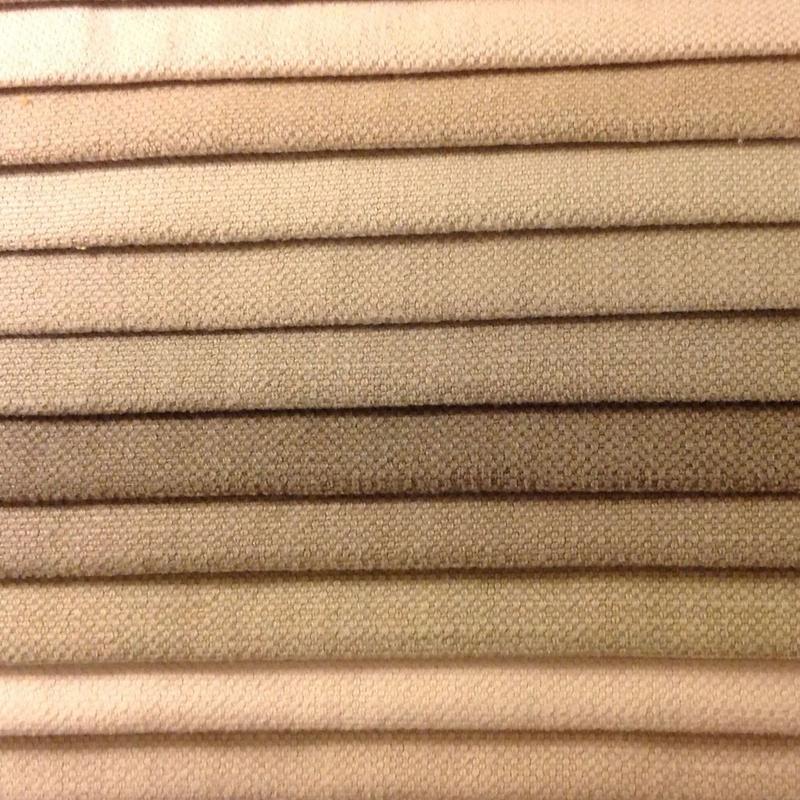 Telas lisas algodón y lino : Catálogo de Ste Odile Decoración
