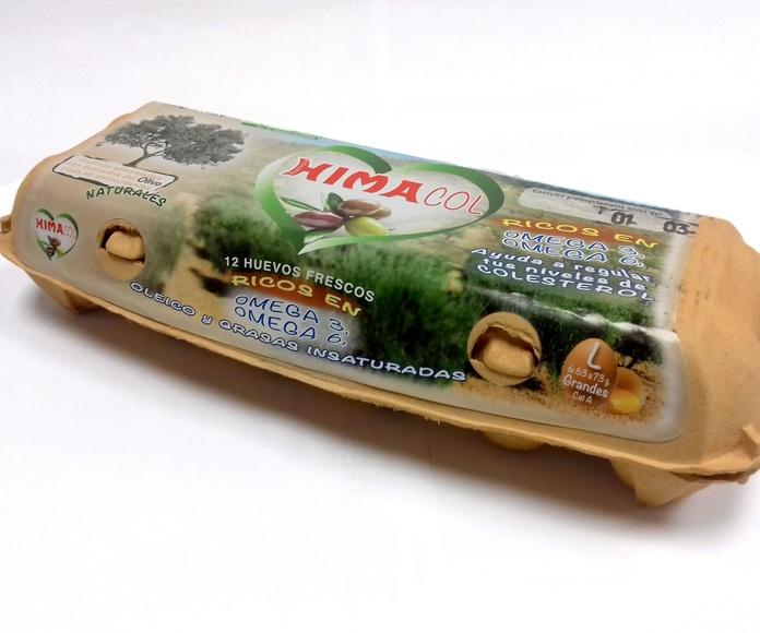 HUEVOS HIMACOL L C/OMEGA 3 Y OMEGA 6: Productos de Granja Hima