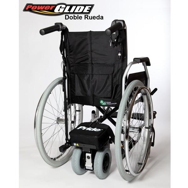 Motor para silla de ruedas convencional PowerGlide