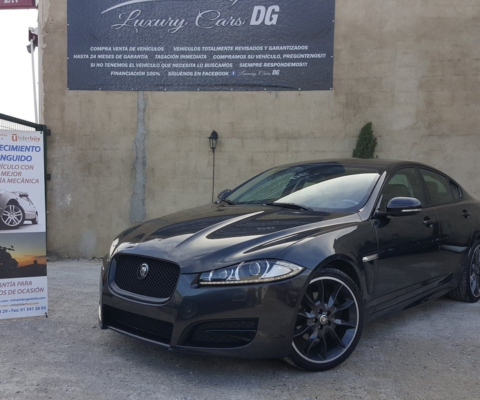 Jaguar XF Sport  Luxury: Venta de vehículos de Luxury Cars DG