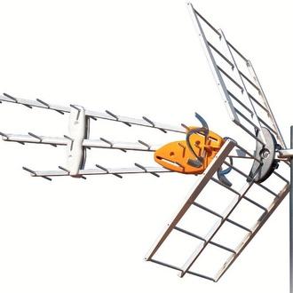 Instalación de antenas de TV y satélite