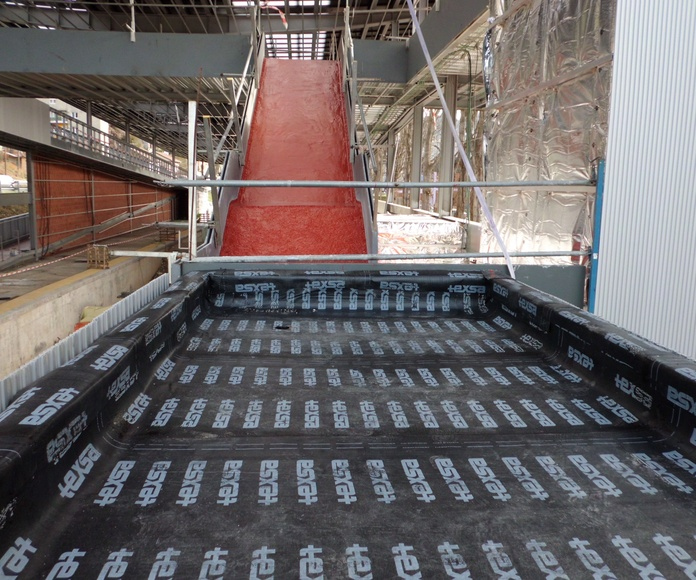 impermeabilizacion  tela asfaltica asturias