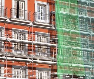 Las técnicas de rehabilitación de edificios más utilizadas