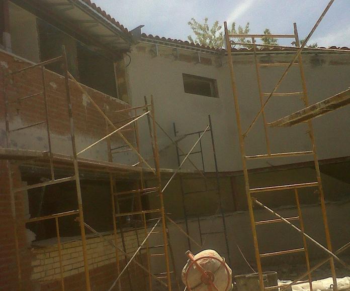 Construcción de centro social