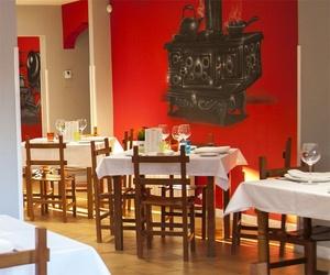 Comida casera tradicional asturiana en Castrillón