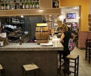 Restaurante Andaluz barrio de salamanca madrid