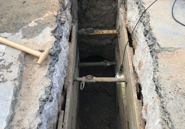 CONSTRUCCIÓN ACOMETIDAS DE POCERÍA EN ZANJA