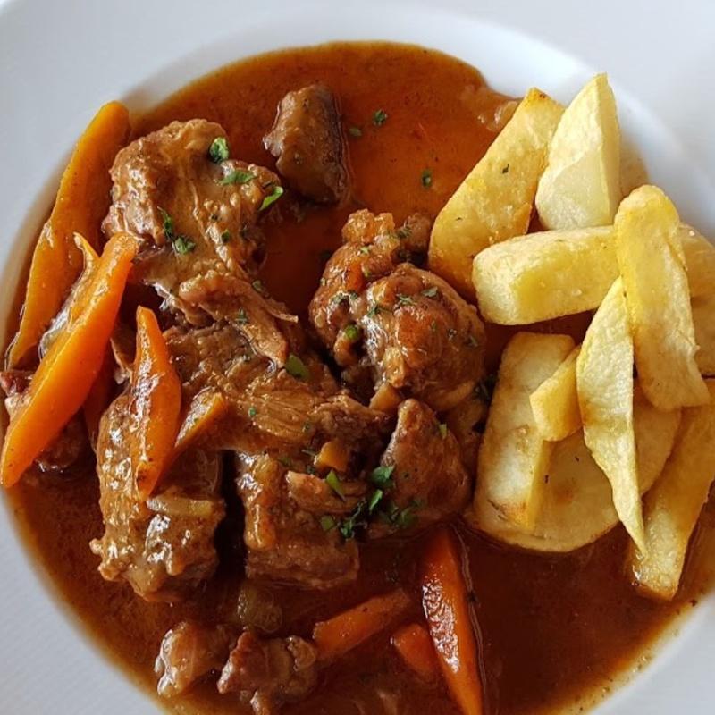 Carnes: Carta de Restaurante Portovello