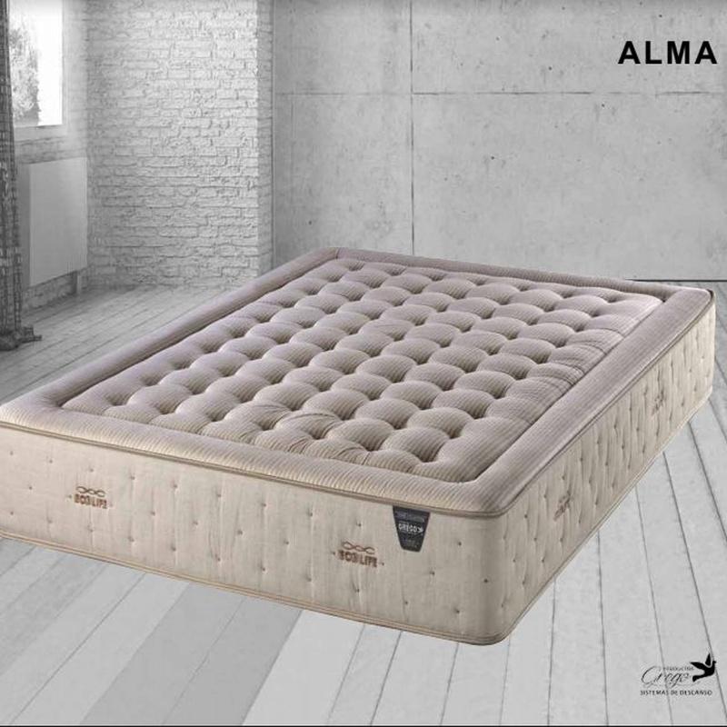 Colchón Alma: Productos  de MONSOFA