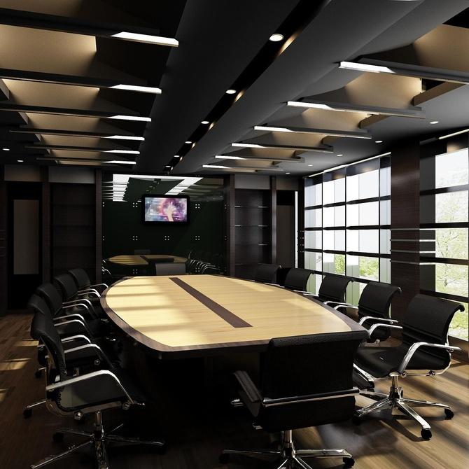 Tipos de salas de reuniones