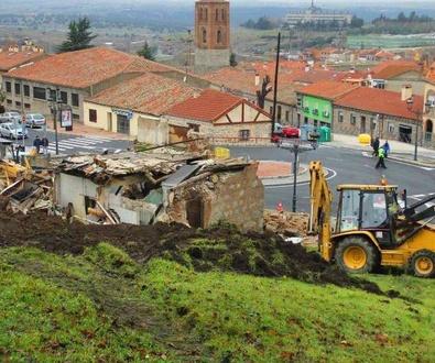Aprobada la realización de un estudio geotécnico para la posible construcción de un aparcamiento en