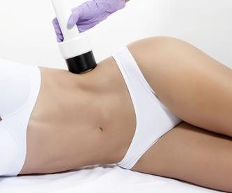 Mesoterapia transdérmica corporal: Menú de Tratamientos de Centro de Belleza Clara Ramos Espacio Boadilla