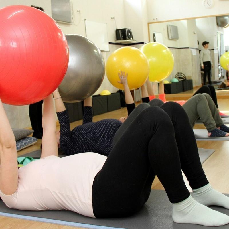 Eles Pilates Embarazo: 6 Tipos de Clases de Eles Pilates Madrid
