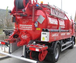Empresa de desatascos y limpiezas de tuberías en Zaragoza