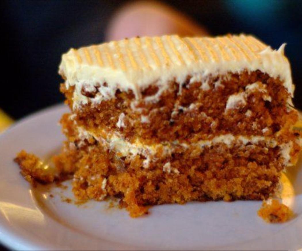 La tarta de zanahoria, el nuevo capricho hipster