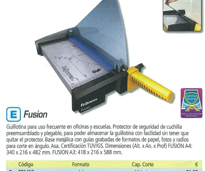 Suministros y Consumibles de oficina: Material de oficina de Imprenta Sanyg