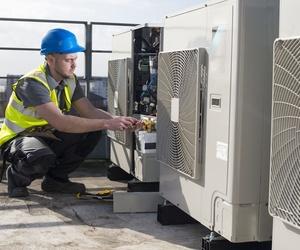 Instalación, reparación y mantenimiento climatización industrial en Madrid