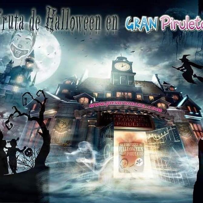El 1 de Noviembre te esperamos en nuestra Fiesta de Halloween