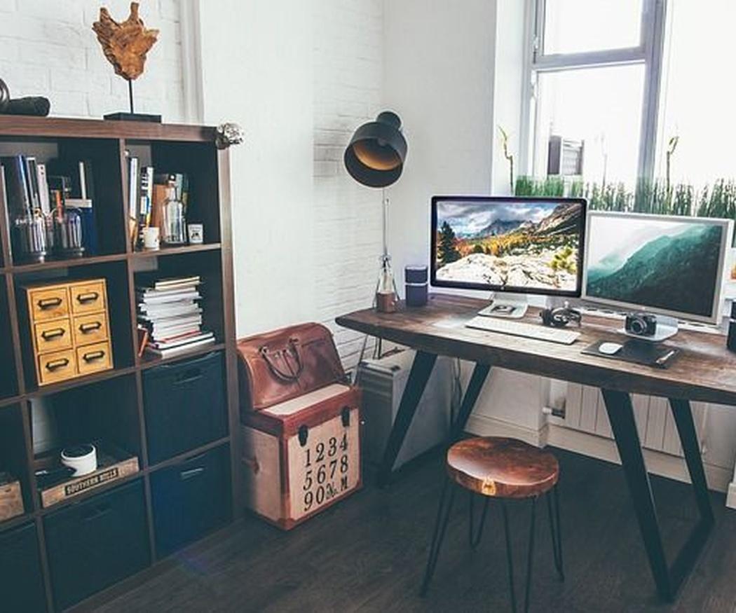 La importancia del escritorio en el dormitorio juvenil
