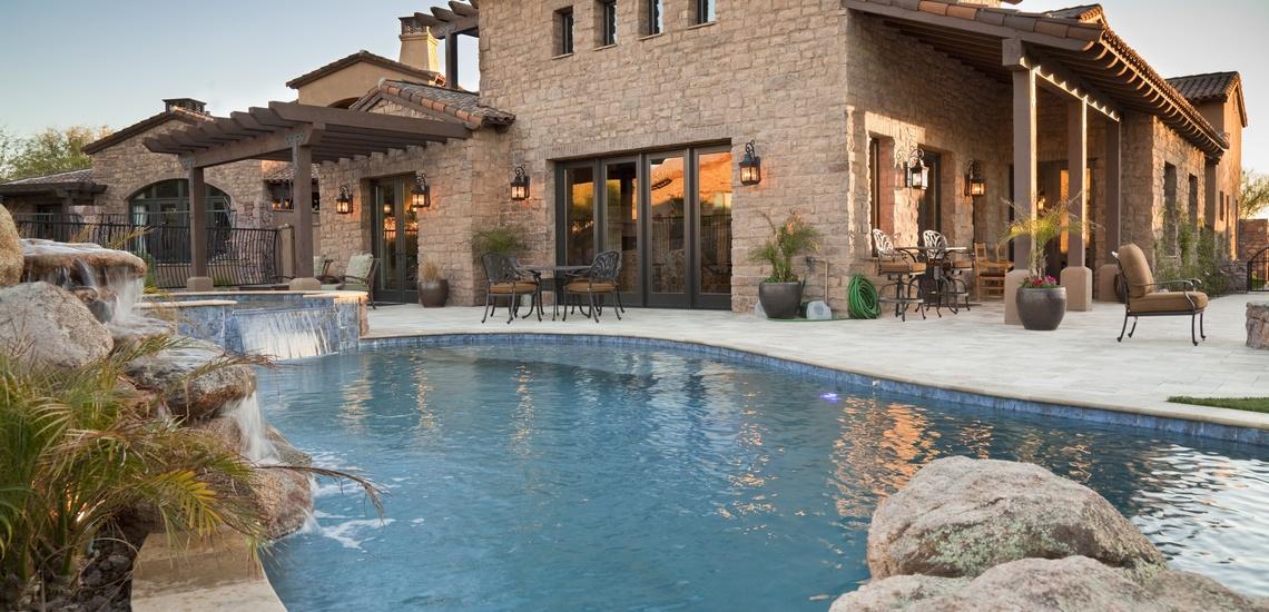 Construcción de piscinas en Valladolid