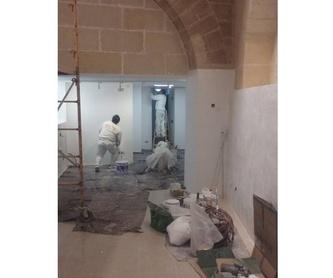Rehabilitación de fachadas: Servicios de Pinturas Pinazo