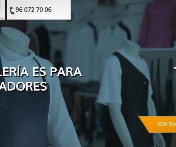 Uniformes de cocina en Valencia y Castellón personalizados y serigrafiados