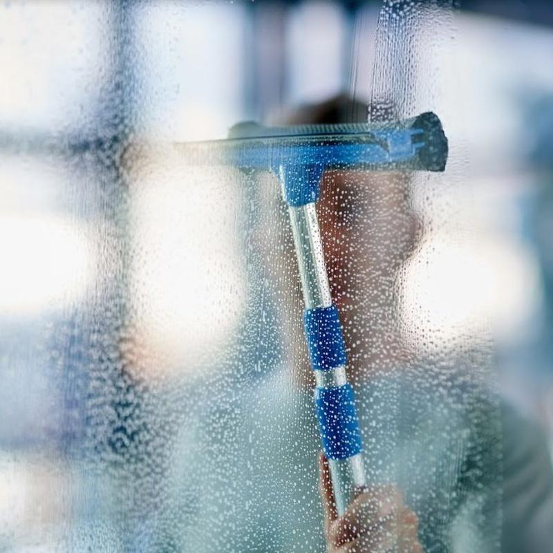 Limpieza de cristales: Servicios de La Esmerada