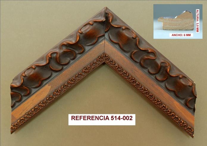 Referencia 514-002: Muestrario de Moldusevilla