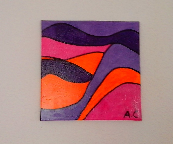 Taller de pintura: el arte como terapia