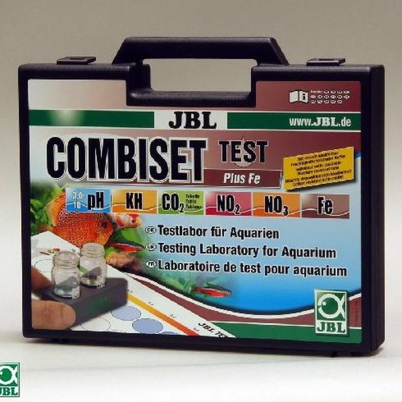JBL Test Combi Set más Fe.