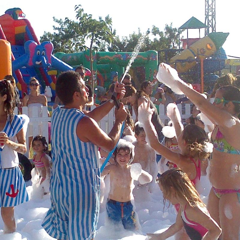 Fiestas temáticas: Nuestros servicios de Gran Piruleto Park