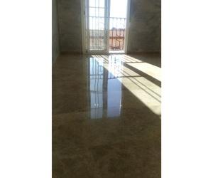 Recuperación de suelos de mármol en Sevilla