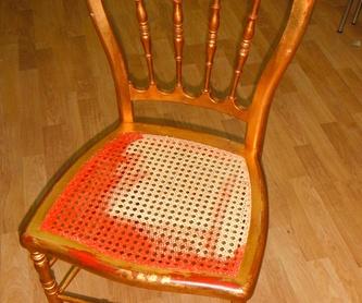 Restauramos todo tipo de muebles : Cursos de Restauración  de Restauraciones Poblet