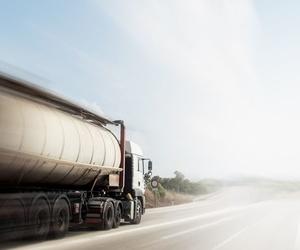 Camiones cisternas en Vizcaya