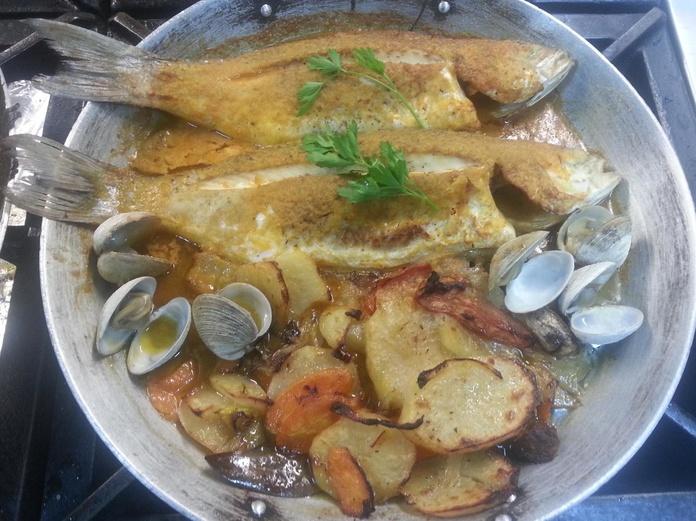 Platos: Productos y servicios de Restaurante La Barraca