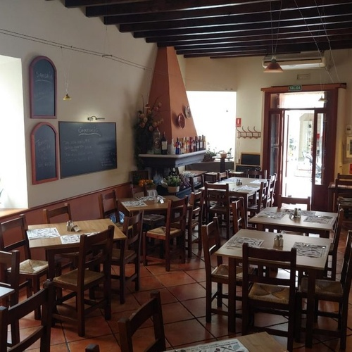 Restaurante en Son Servera