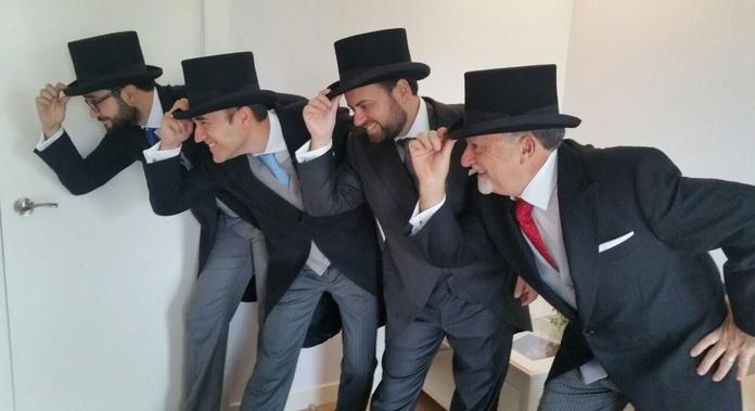 Alquiler de chaqués: ¿Qué hacemos? de Sastrería Julio Berzosa