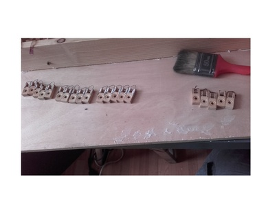 Reparación en muelles de repetición en un Yamaha M1J