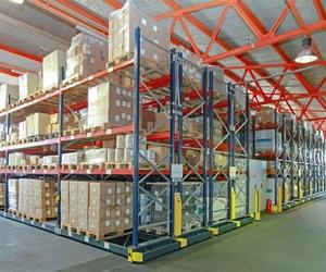 Almacenamiento de mercancías en Albacete