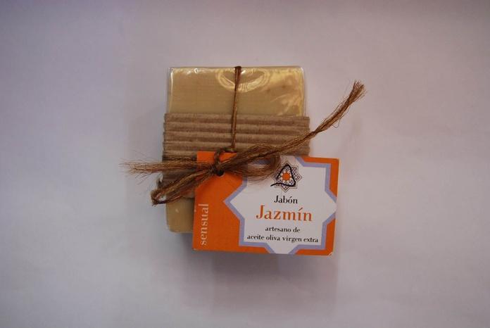 Jabón artesano de jazmín: Productos de Arahí