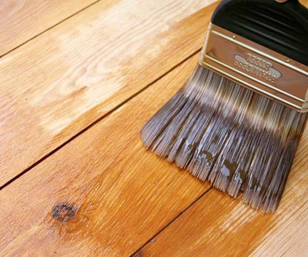 El mantenimiento de los muebles de madera