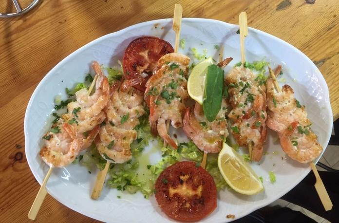 platos combinados El Parnaso - Melilla