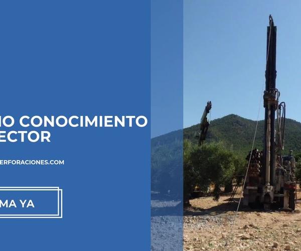 Pozos de agua en Alicante | Perforaciones La Ibense