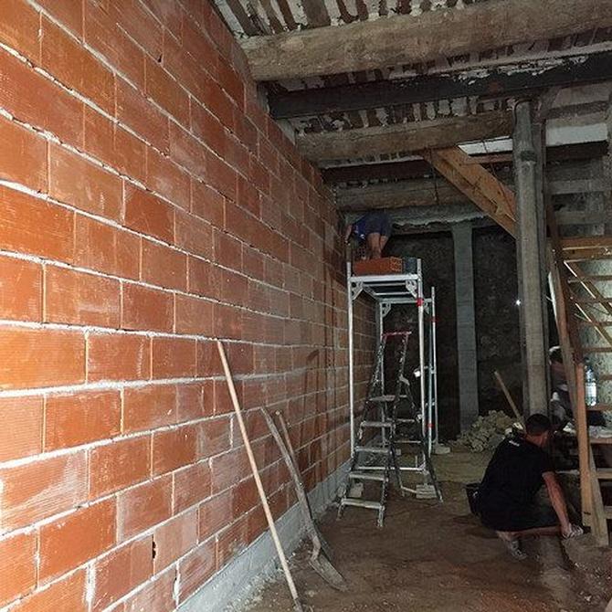 Pasos a seguir en la construcción de casas y  pisos