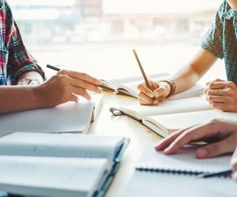 Clases de apoyo para el curso 2020/21: Servicios de ACADEMIA ABRIL