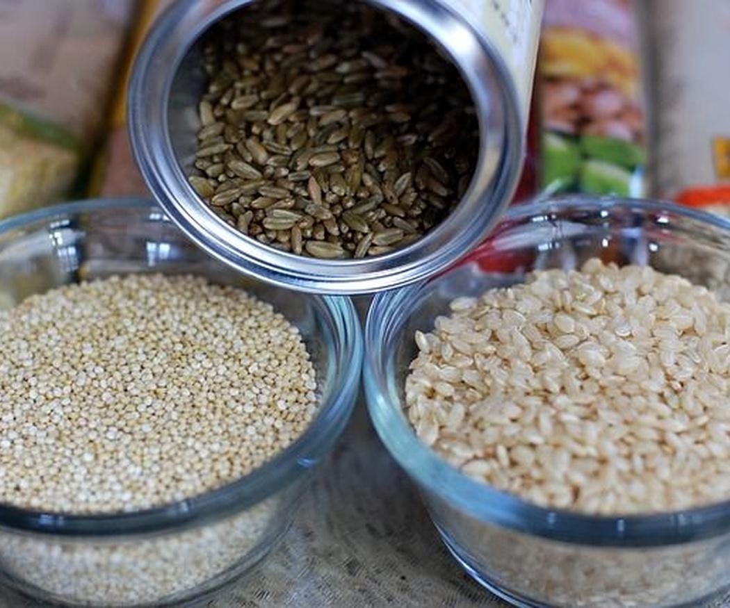 Las propiedades del arroz
