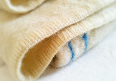 Limpieza de ropa de cama