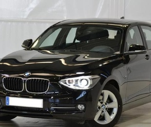 BMW 116D SPORT NEGRO